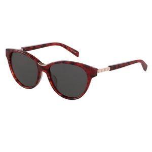 1a214ccd60 Balmain Accessories - Balmain Red Acetate UV3 Sunglass